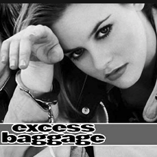 Excess Baggage, written by Max Adams, starring Alicia Silverstone, 1997